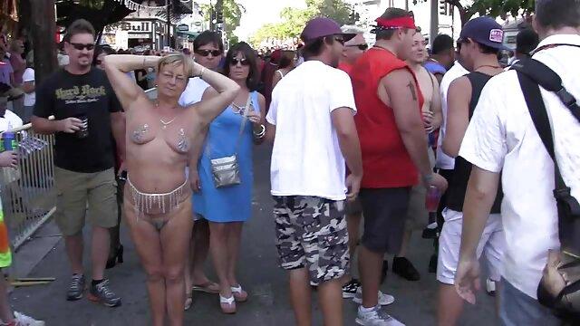 Desnudo público