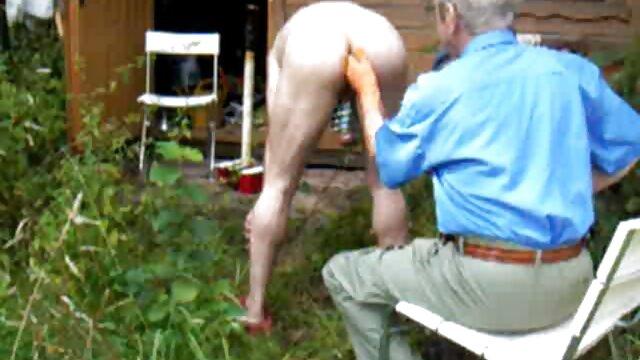 Ass Traffic masajes lesvianas Rubia delgada con culo follada por el culo y luego gruesa