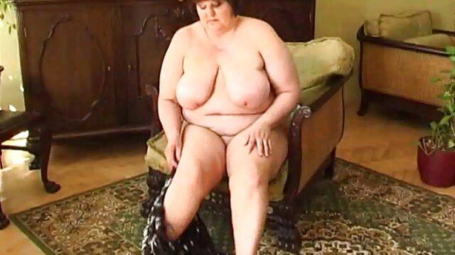 Macy en negras gordas lesbianas azul.